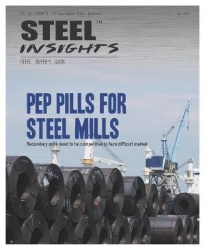 Steel Insights - Read on ipad, iphone, smart phone and tablets.
