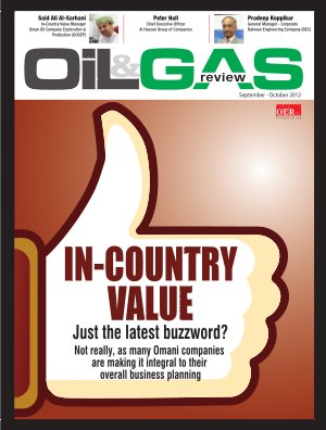 Oil & Gas Review - Read on ipad, iphone, smart phone and tablets.