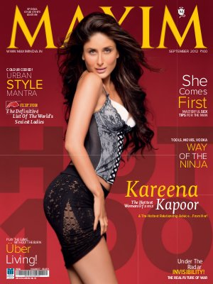 Maxim Septermber 2012 - Read on ipad, iphone, smart phone and tablets.