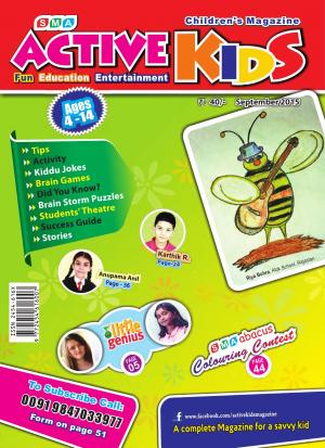 ACTIVE KIDS SEPTEMBER  2015