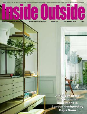 Inside Outside (September 2015) - Read on ipad, iphone, smart phone and tablets.