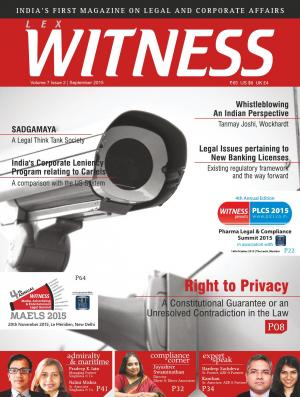 Lex Witness September 2015