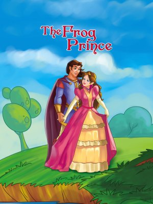 The Frog Prince - Read on ipad, iphone, smart phone and tablets