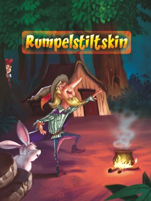 The Rumpelstilskin - Read on ipad, iphone, smart phone and tablets