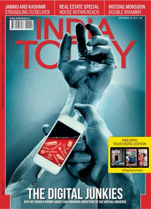 India Today-28th September 2015 - Read on ipad, iphone, smart phone and tablets.