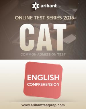 CAT Test Series 2015 - English Comprehension - Read on ipad, iphone, smart phone and tablets.