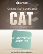 CAT Test Series 2015 -  Quantitative Aptitude