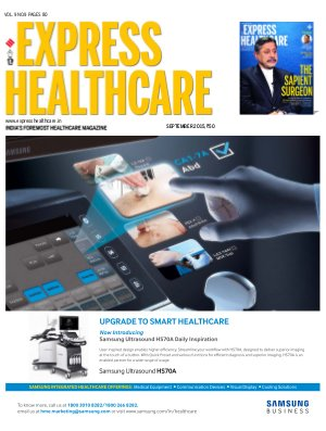 Express Healthcare - Read on ipad, iphone, smart phone and tablets.