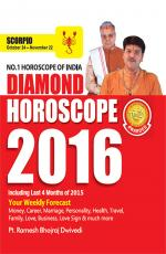 Diamond Horoscope 2016 : Scorpio