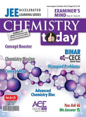 Chemistry Today - October 2015