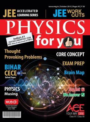 Physics For You - October 2015 - Read on ipad, iphone, smart phone and tablets.