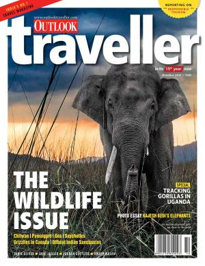 Outlook Traveller, October 2015 - Read on ipad, iphone, smart phone and tablets.
