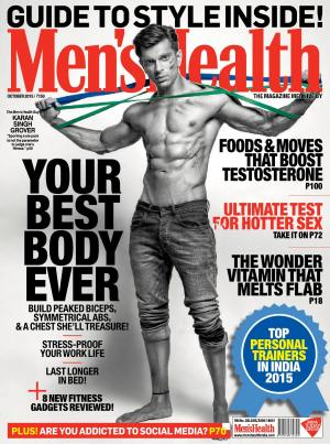 Men's Health- October 2015