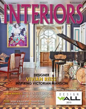 INTERIORS OCT 2015 - Read on ipad, iphone, smart phone and tablets.