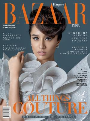 Harper's Bazaar-October 2015 - Read on ipad, iphone, smart phone and tablets.