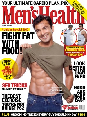 Men's Health-October 2012 - Read on ipad, iphone, smart phone and tablets.