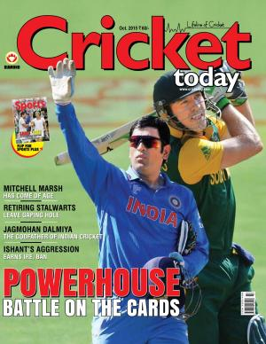 Cricket Today October 2015 - Read on ipad, iphone, smart phone and tablets.