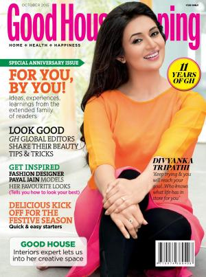 Good Housekeeping October 2015 - Read on ipad, iphone, smart phone and tablets.