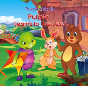 Purple Turtle Learns to Useless  - Read on ipad, iphone, smart phone and tablets.