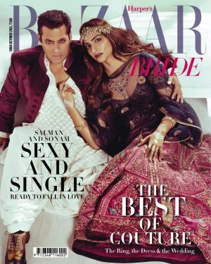 Harper's Bazaar Bride-October 2015
