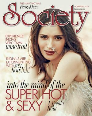 SOCIETY OCTOBER 2015 - Read on ipad, iphone, smart phone and tablets.