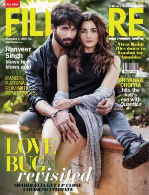 Filmfare 4-NOVEMBER-2015 - Read on ipad, iphone, smart phone and tablets.