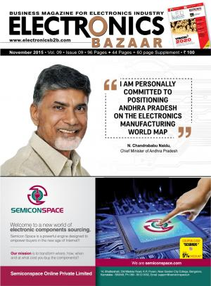 Electronics Bazaar, November 2015 - Read on ipad, iphone, smart phone and tablets.