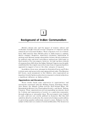 Communalism and Partition in India - Read on ipad, iphone, smart phone and tablets