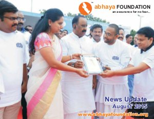 abhaya News Update - August 2015