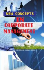 New Concepts in Corporate Management