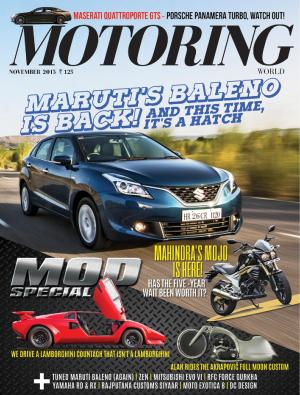 MOTORING WORLD - Read on ipad, iphone, smart phone and tablets.