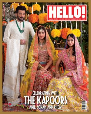 HELLO! INDIA NOV 2015 - Read on ipad, iphone, smart phone and tablets.