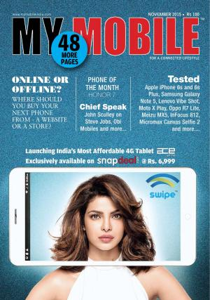 My Mobile November 2015- December 2015