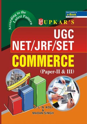 UGC NET/JRF/SET Commerce (Paper II & III)