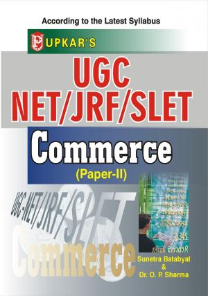 UGC-NET/JRF/SET Commerce (For Paper II)