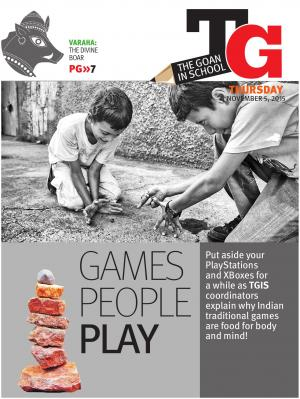 The Goan in School - Read on ipad, iphone, smart phone and tablets.