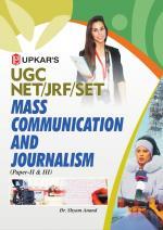UGC NET/JRF/SET Mass Communication and Journalism (Paper-II & III)