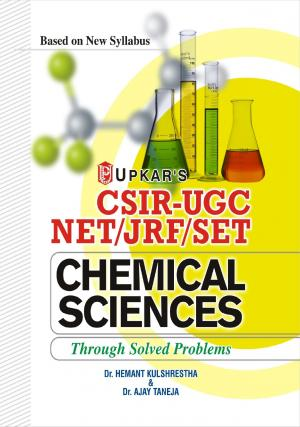 CSIR-UGC NET/JRF/SET Chemical Sciences - Read on ipad, iphone, smart phone and tablets