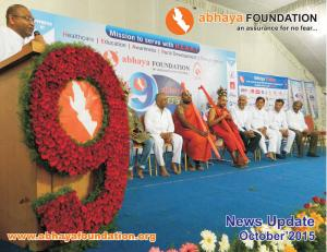abhaya News Update - October 2015