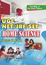 UGC NET/JRF/SET Home Science (Paper II & III)