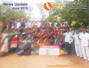 abhaya News Update - June 2015