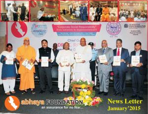 abhaya News Update - January 2015