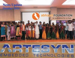 abhaya News Update - October 2014