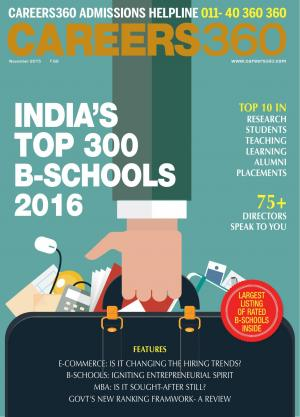 Careers360 November 2015 English - Read on ipad, iphone, smart phone and tablets.