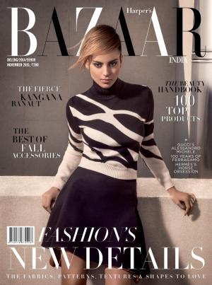 Harper's Bazaar-November 2015 - Read on ipad, iphone, smart phone and tablets.