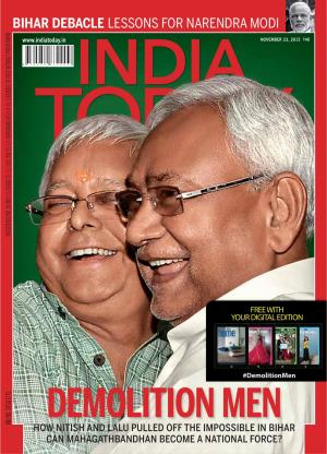 India Today-23rd November 2015 - Read on ipad, iphone, smart phone and tablets.