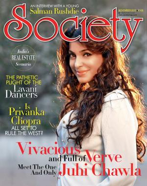 SOCIETY  NOVEMBER 2015 - Read on ipad, iphone, smart phone and tablets.