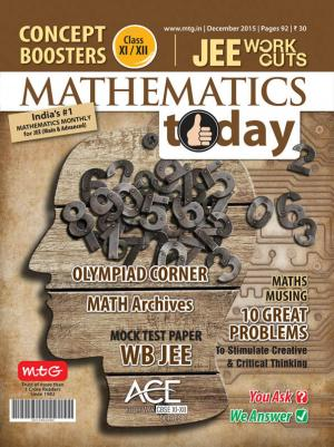 Mathematics Today- December 2015 - Read on ipad, iphone, smart phone and tablets.