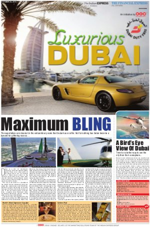 Luxurious Dubai