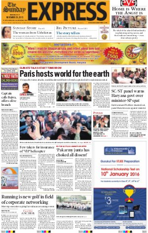 29 November, 2015 - Read on ipad, iphone, smart phone and tablets.